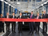 London Taxi Company inaugurates £300 million new vehicle plant