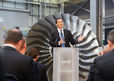 Chancellor announces £60 million to make UK world leader in aerospace technology during visit to the MTC